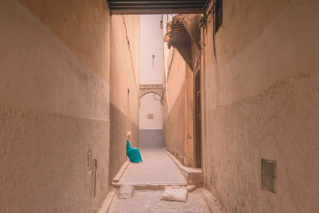 Marrocos Medina Morocco