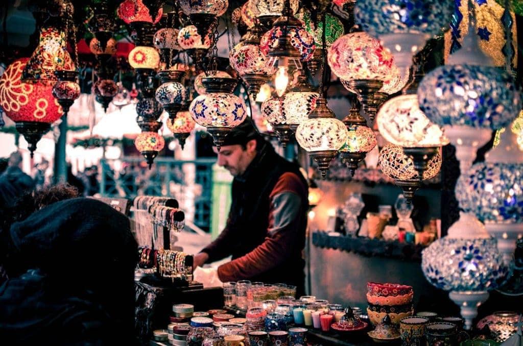 Marrocos Souk Morocco