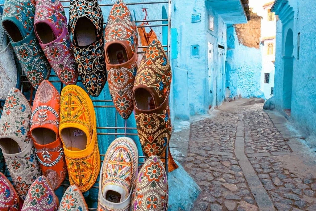 Handicraft Chefchaouen