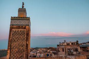 Fez cidade imperial Marrocos