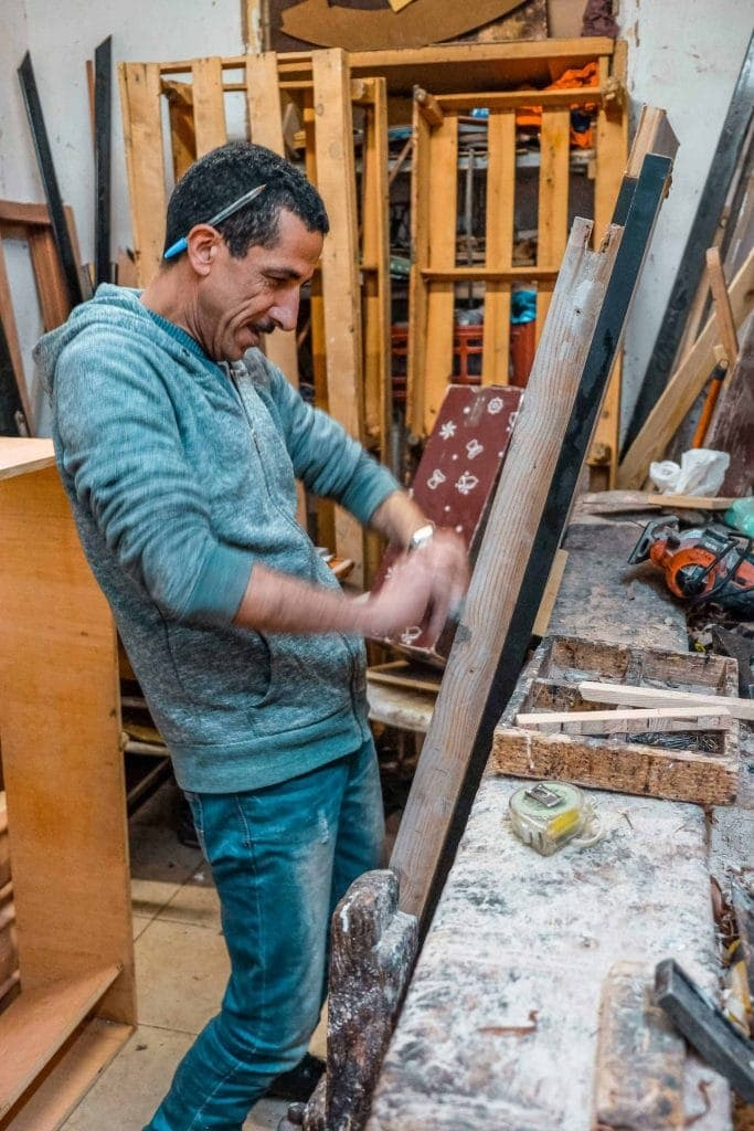 Carpinteiro Tetouan Carpenter