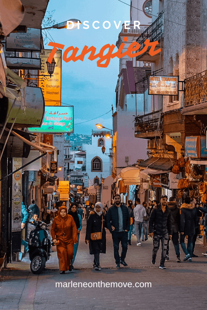 Tangier is modernity. But it's also tradition and history not forgotten. Don't be put off by first appearances. There's much to see in this north of Morocco city.