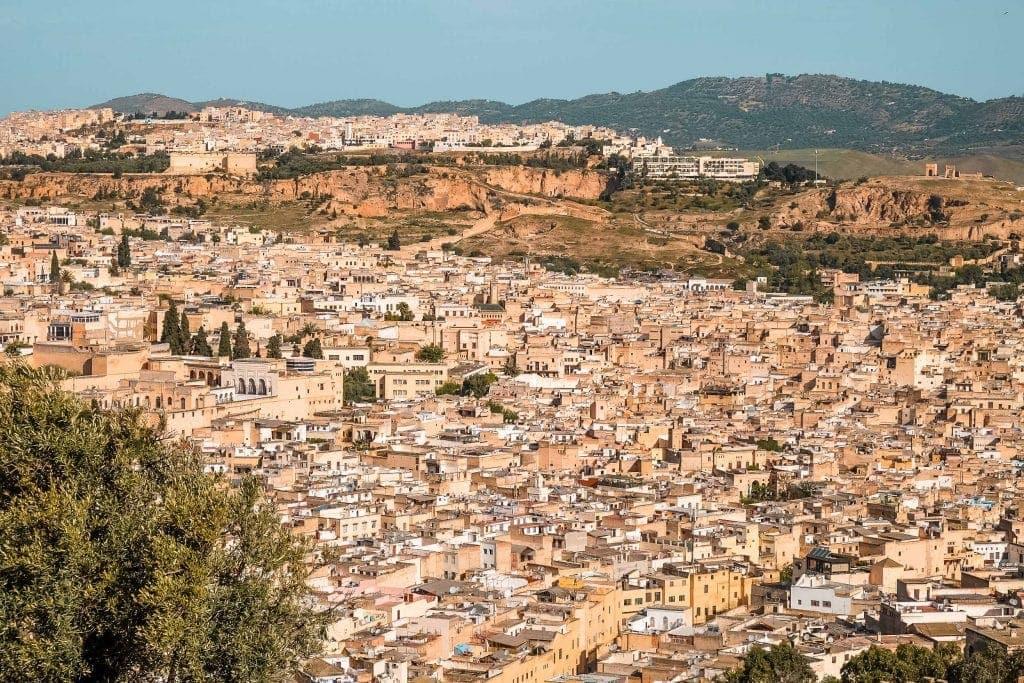 Vista Fez View