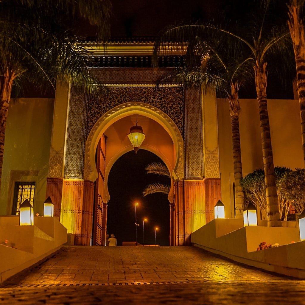 Palais Faraj Fez