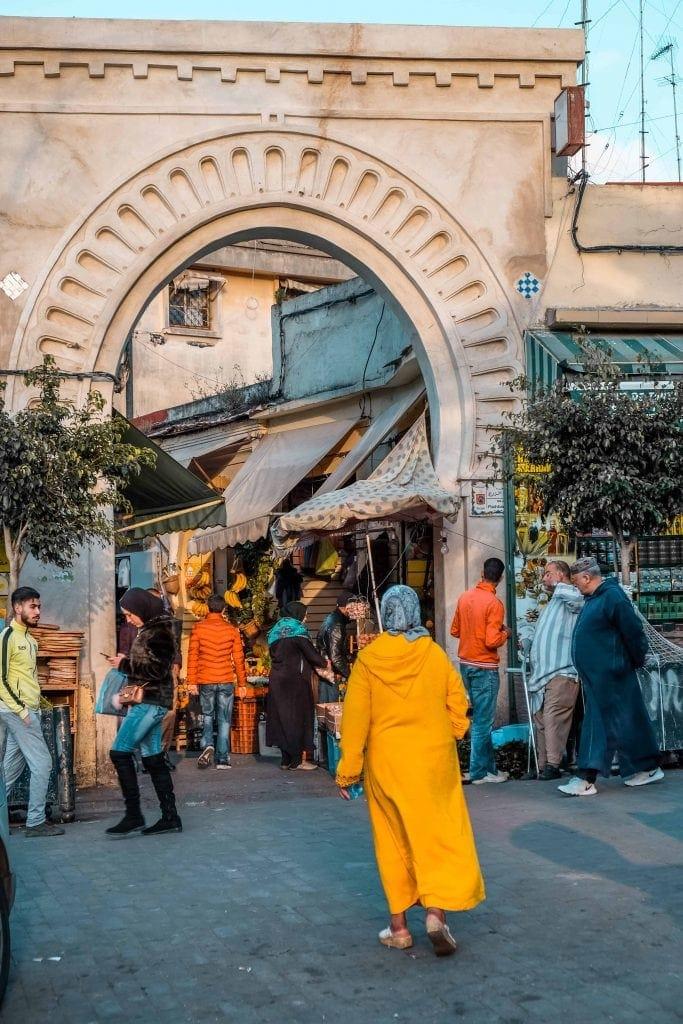Porta Bab Fass Gate