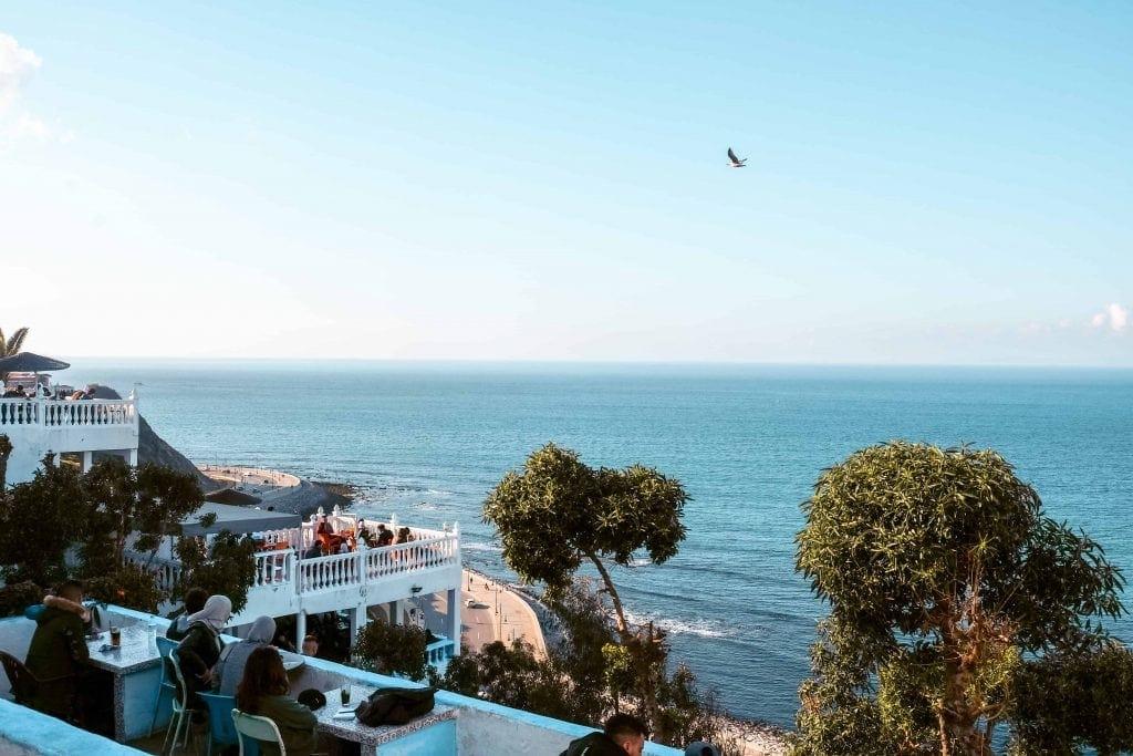 Tanger Cafe Hafa Tangier