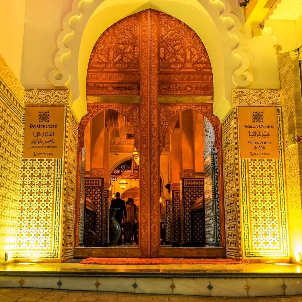 Tanger Palais Zahia Tangier