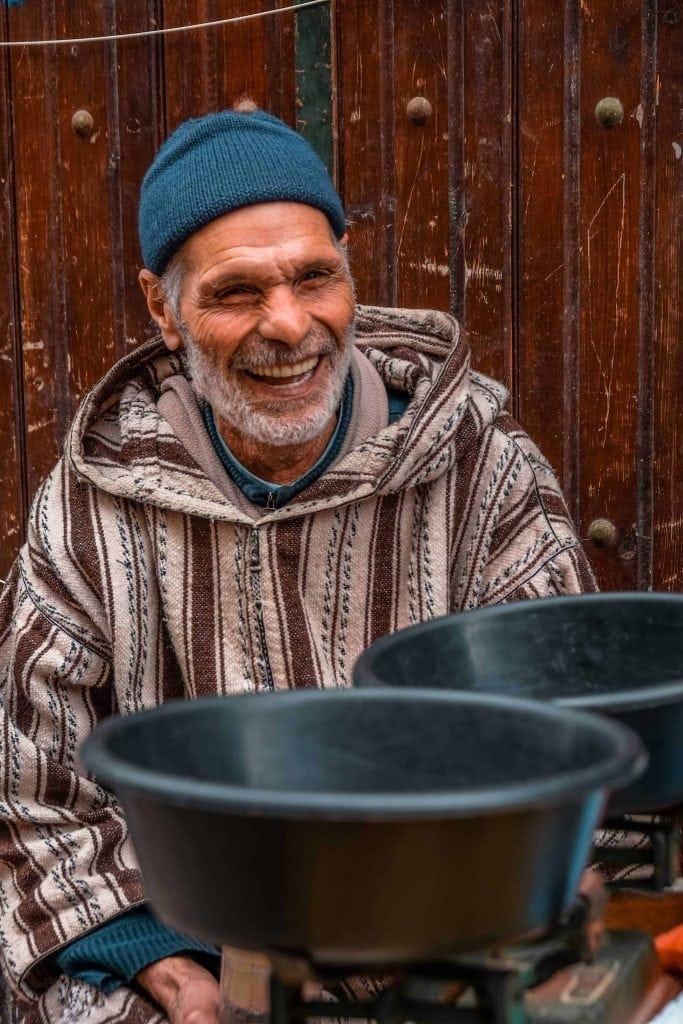 Vendedor Tetouan Vendor