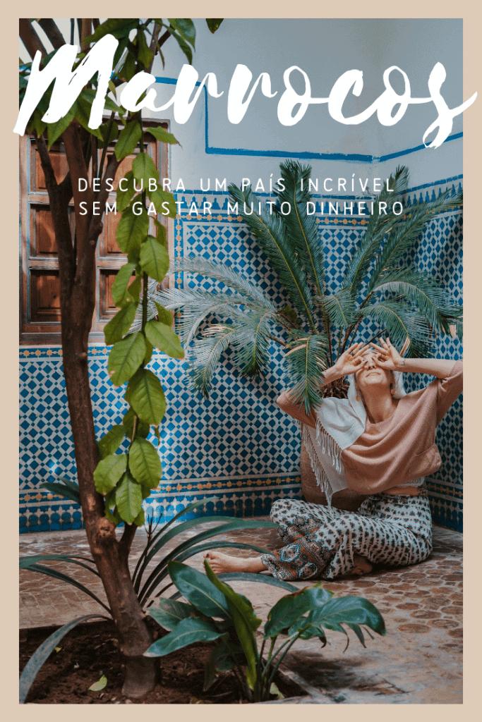 Descubra Marrocos com pouco dinheiro