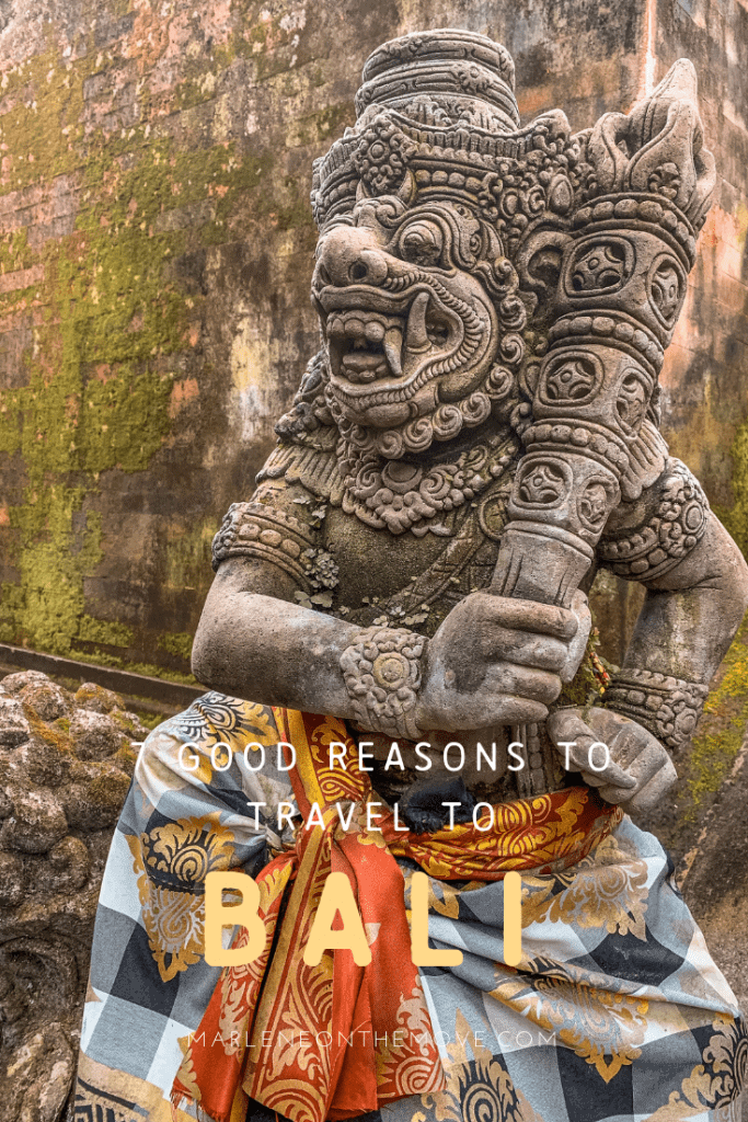 Get to know why you have to travel to Bali at least once in your lifetime.