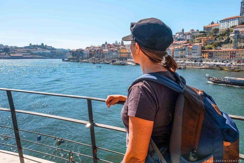Olhar sobre a Ribeira do Porto