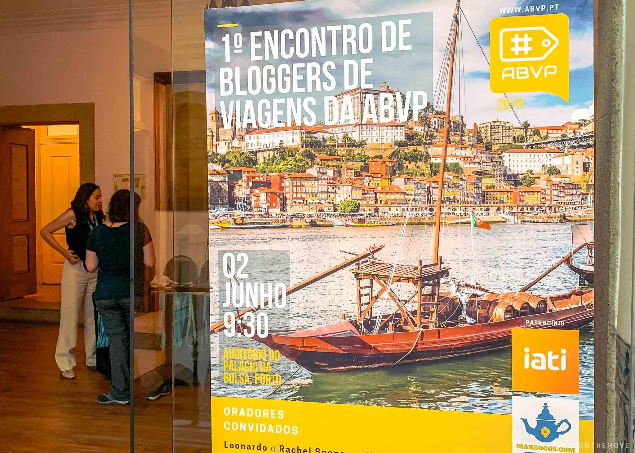 Encontro da ABVP Associação de Bloggers de Viagens Portugueses
