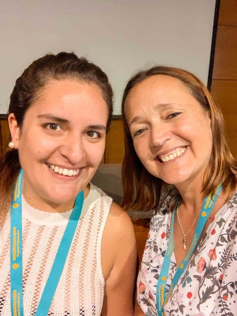 Analucía Rodríguez Viajar Para Vivir e Marlene On The Move