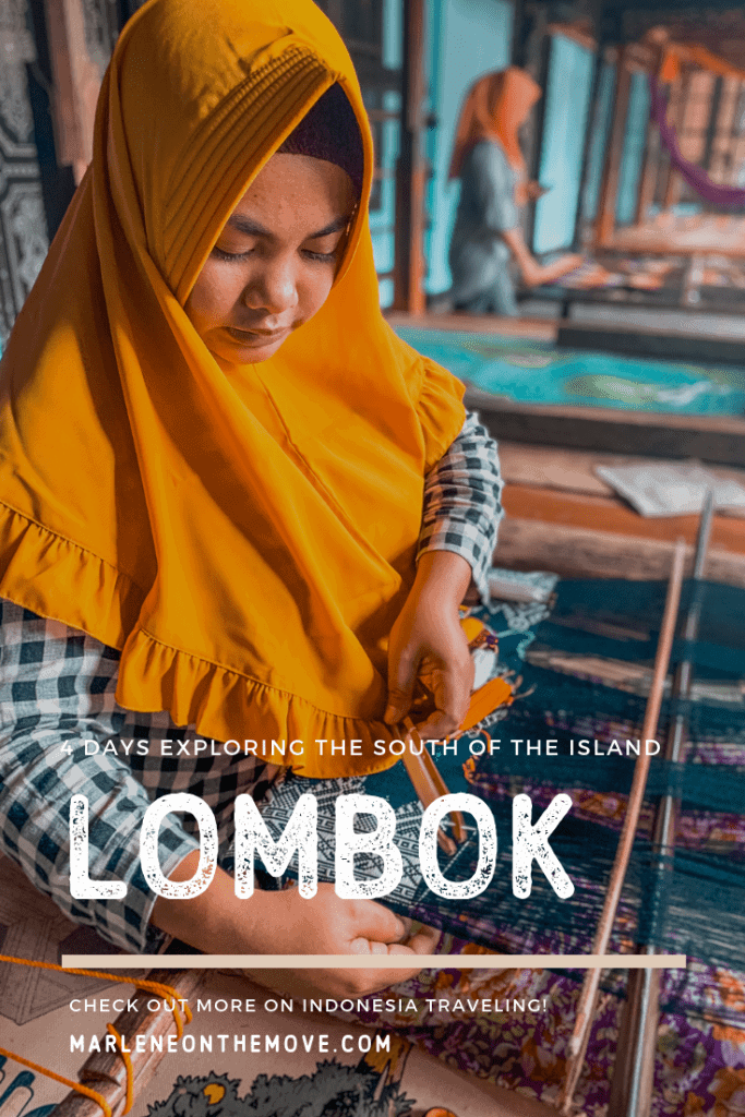 Lombok is a curious island that crosses tradition and religion with beautiful landscapes and a development that won't stop.