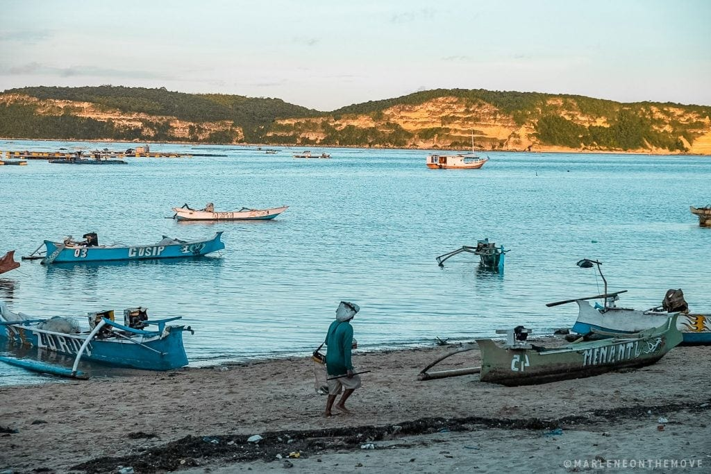 pescador de lombok. lombok fisherman