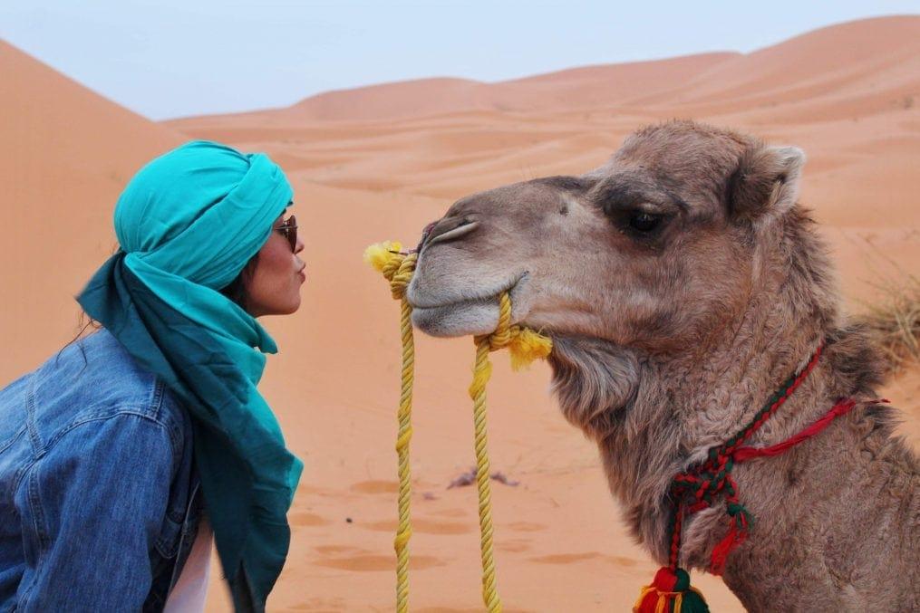 Marrocos Deserto do Sahara Low Budget Morocco Sahara Desert