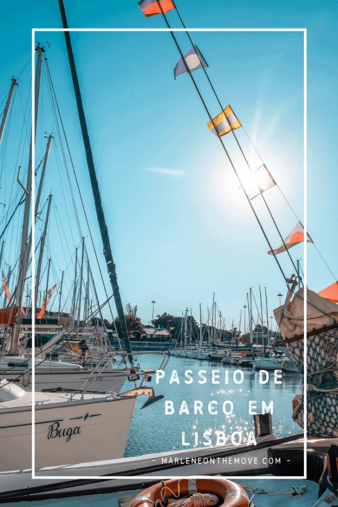 Conhecer a capital portuguesa a bordo de um veleiro a percorrer o Tejo soa bem? Então, embarque neste passeio de barco por Lisboa para ter um final de tarde inesquecível.