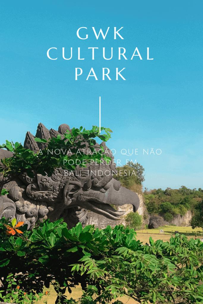 Quer ver uma das maiores estátuas do mundo? No GWK Cultural Park, em Bali, na Indonésia, poderá ver esse monumento e muito mais. Uma visita obrigatória na Ilha dos Deuses.