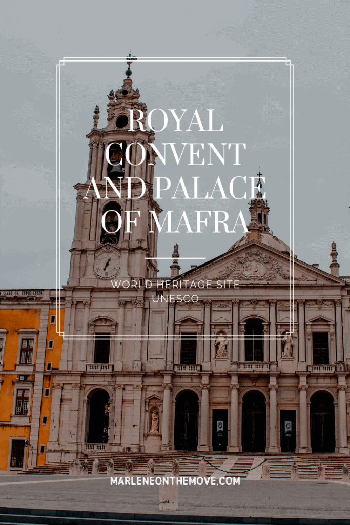 The Royal Convent and Palace of Mafra was recognized as a World Heritage Site by UNESCO. Know what's inside this iconic Portuguese monument.