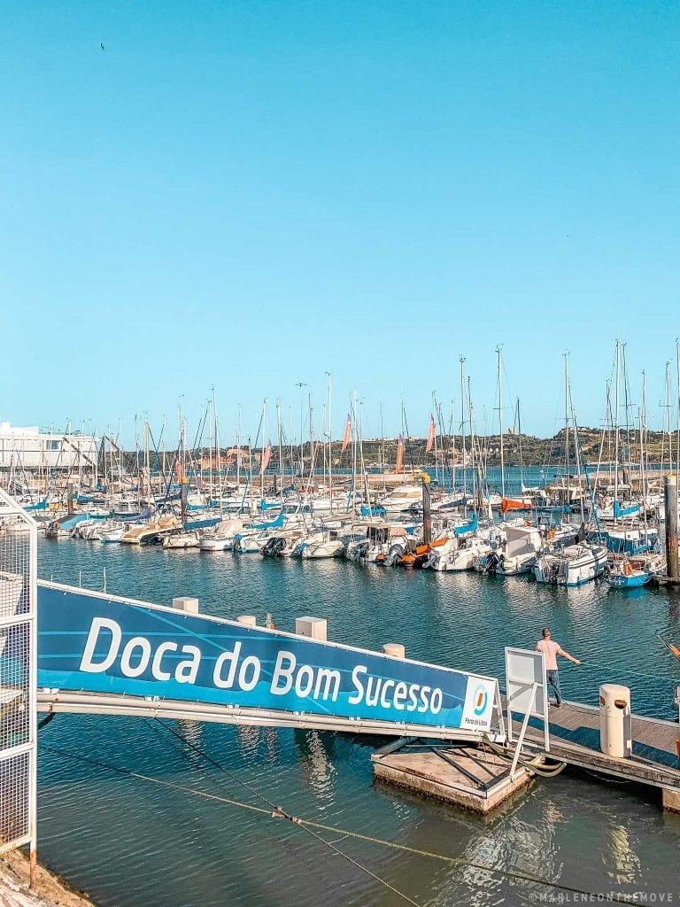 Doca Bom Sucesso Dock