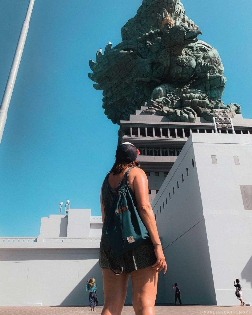 Estátua GWK Cultural Park statue Bali