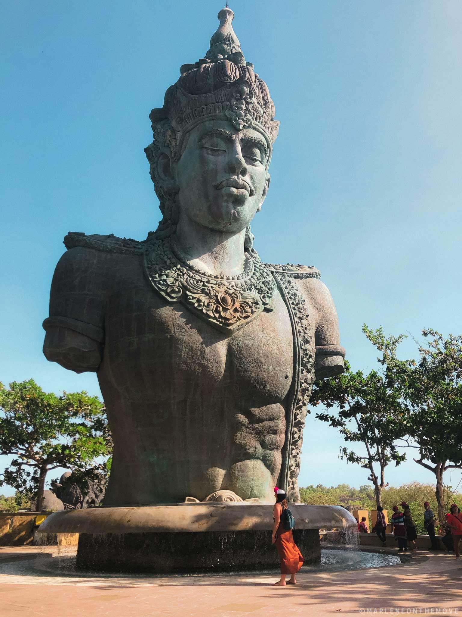 GWK cultural park Vishnu Plaza