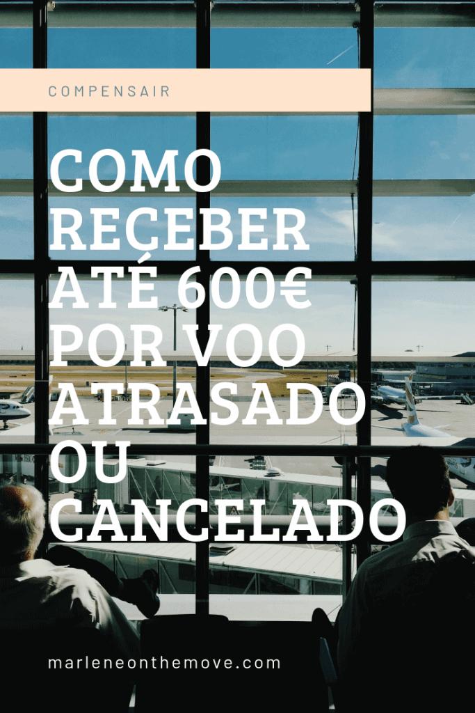 Conheça a Compensair, uma plataforma onde pode apresentar os pedidos de compensação por voos atrasados ou cancelados. Saiba o que tem direito e o que é preciso para ser elegível.