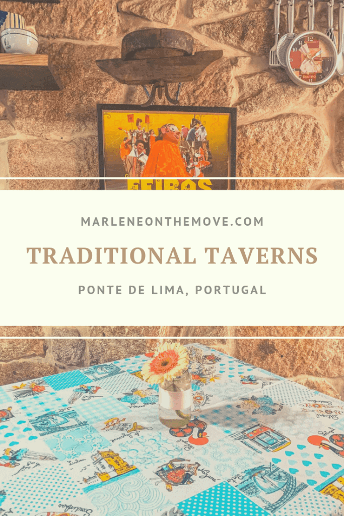 Whether you are a wine lover or not, these taverns are true institutions in Ponte de Lima, Portugal. Find out why you really have to visit them.
