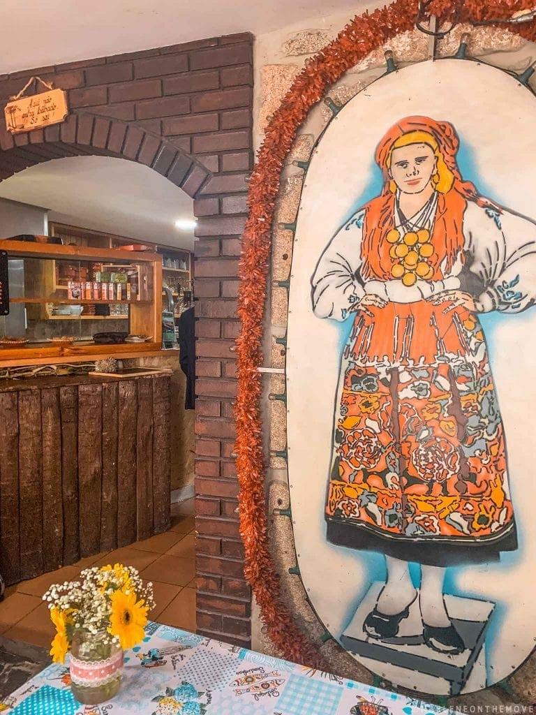 A Mariazinha Taberna em Ponte de Lima