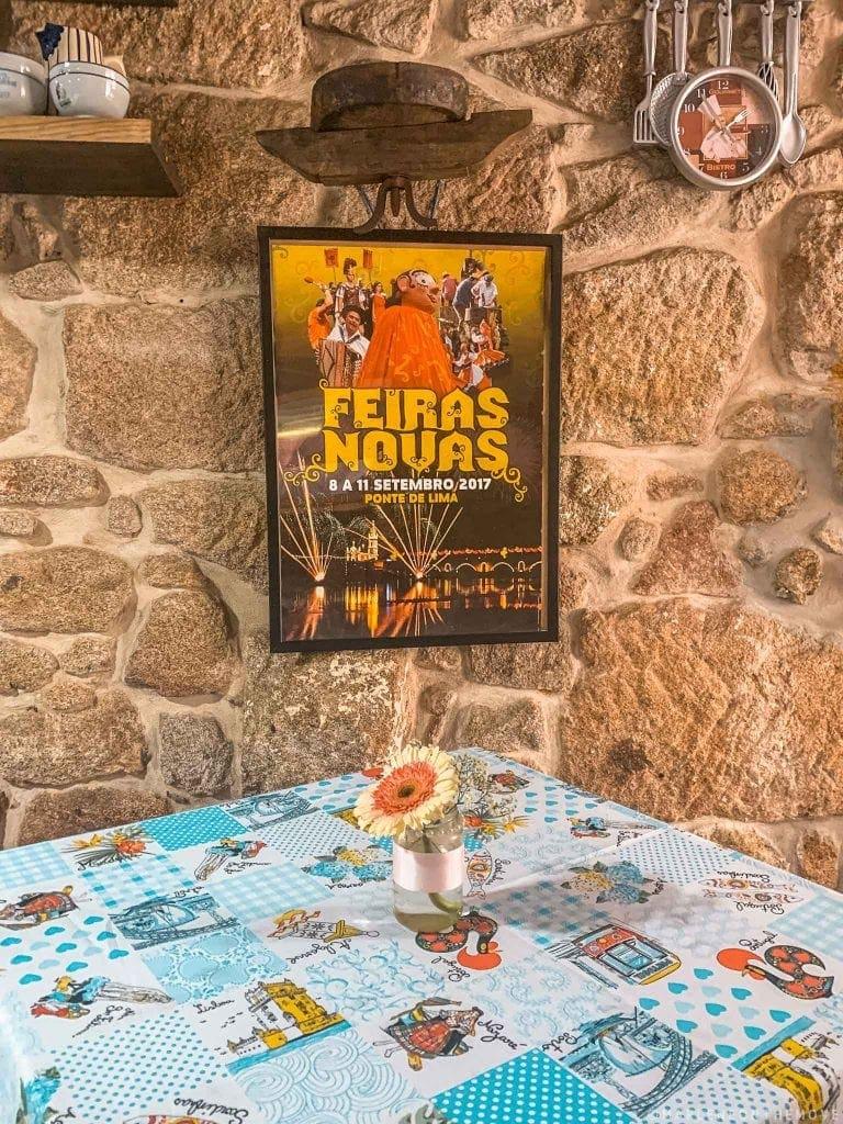 A Mariazinha Taberna em Ponte de Lima Tavern