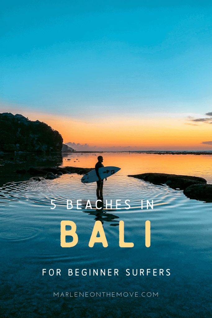 Going to Bali and not surfing is almost like going to Rome and not seeing the Pope. If you have never tried the sport or are just starting out, don't worry. I'll show you the best beaches for beginners you won't want to miss on the Island of the Gods.