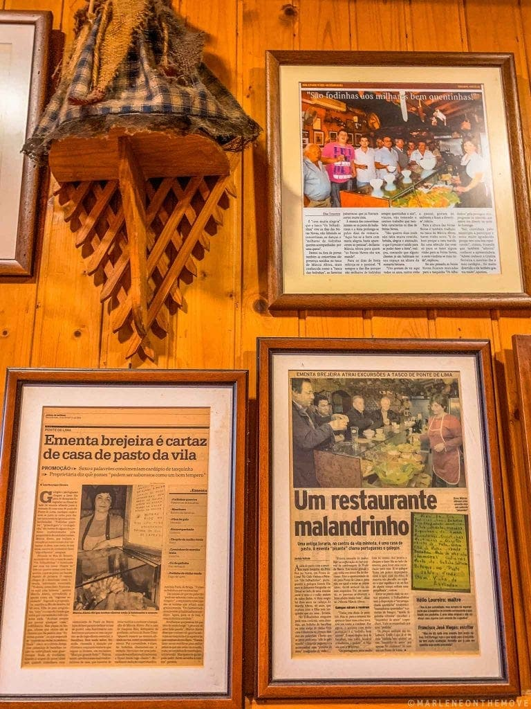 Tasca das Fodinhas Taberna em Ponte de Lima