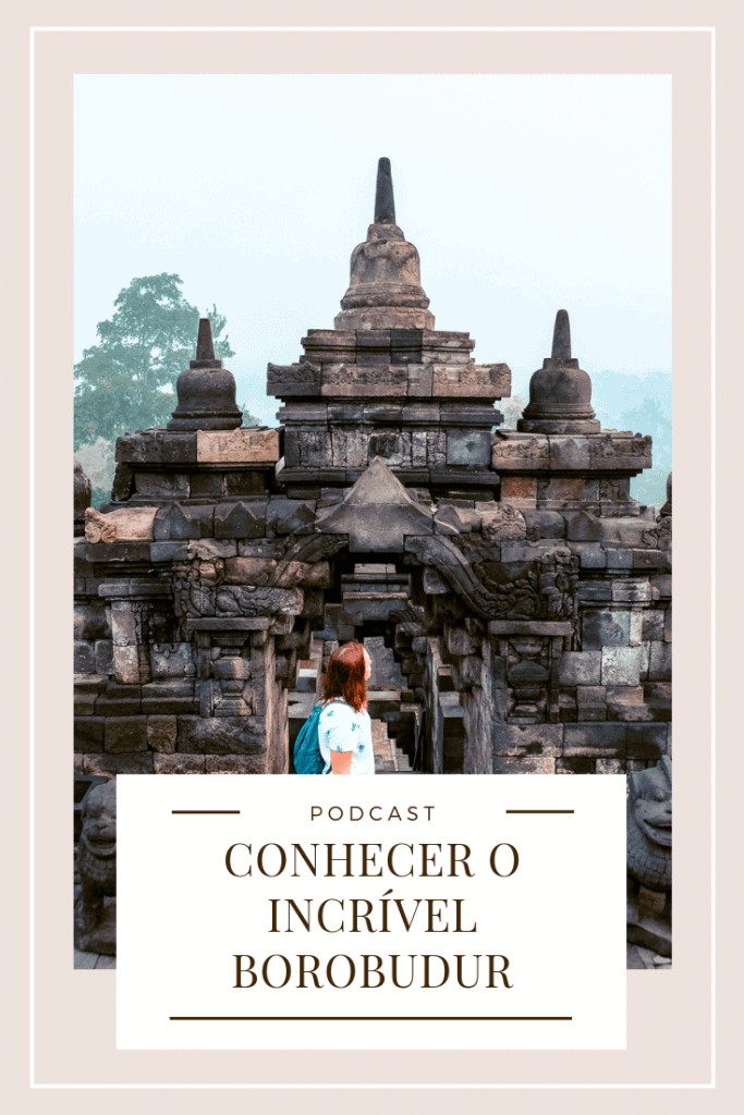 O quinto episódio do Notas de Viagem já está no ar e desta vez viajamos até Java, na Indonésia, para conhecer Borobudur, o maior templo budista do mundo.