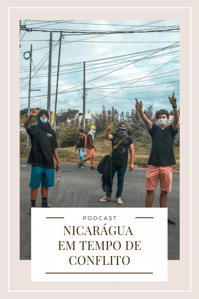 Neste sexto episódio do Notas de Viagem vamos até à Nicarágua numa altura de grande instabilidade. Conheça também muitas dicas do que fazer se for visitar um país em conflito.