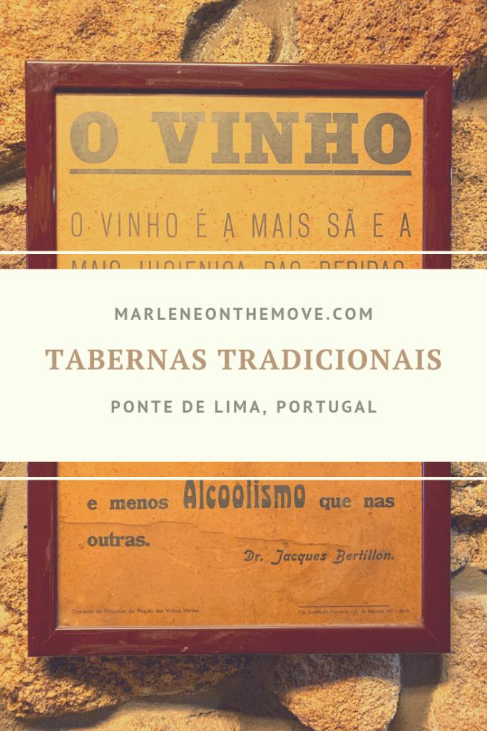 Quer seja apreciador ou não de vinho, estas tabernas são verdadeiras instituições em Ponte de Lima. Saiba porque tem mesmo que as visitar.