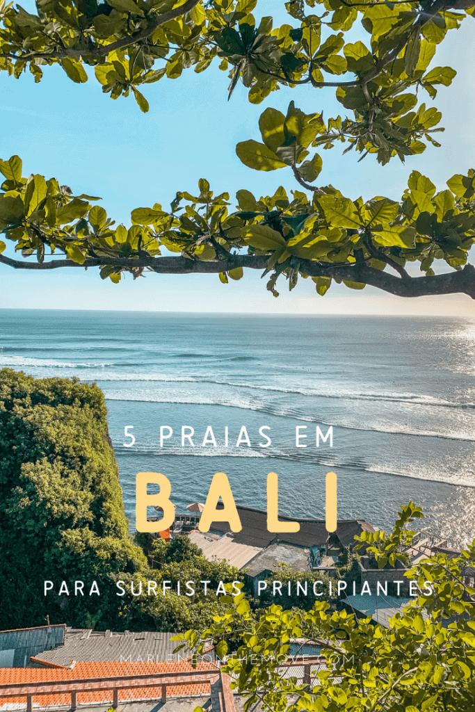 Ir a Bali e não surfar é quase como que ir a Roma e não ver o Papa. Se nunca experimentou o desporto ou se está só a começar, não se preocupe. Vou mostrar-lhe as praias para principiantes que não vai querer perder na Ilha dos Deuses.