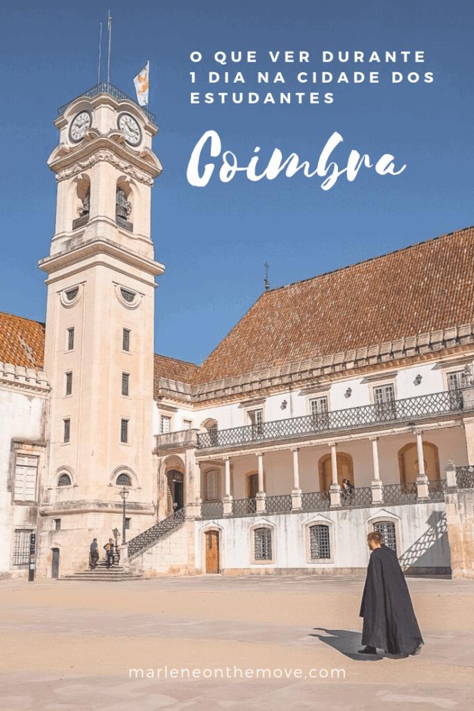 Coimbra é encantadora e tem muita história e tradição nas suas ruas. Saiba o que visitar em Coimbra se só tiver um dia para descobrir a cidade dos estudantes.