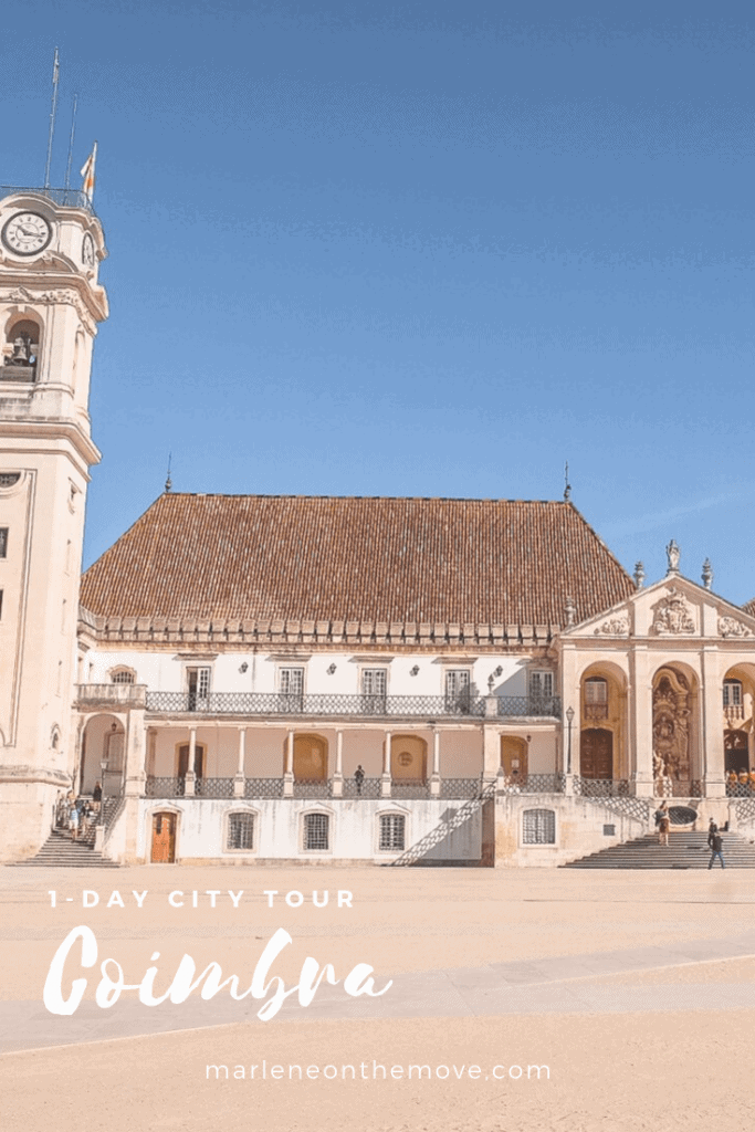 Coimbra is charming and has a lot of history and tradition in its streets. Find out what to visit in Coimbra if you only have one day to discover the city of students.
