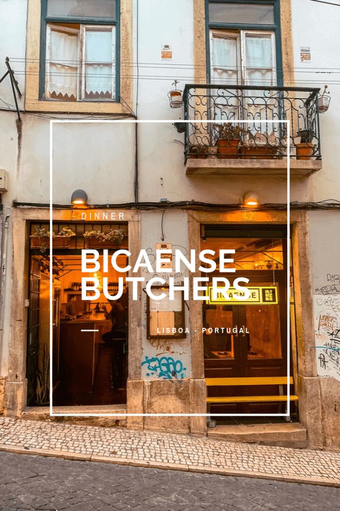 Acompanhe-me nesta visita ao Bicaense Butchers, em Lisboa, Portugal. Um clássico da noite lisboeta, agora reaberto com uma nova alma.