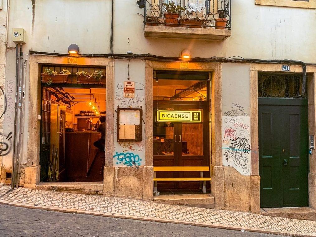Bicaense Butchers Lisboa Portugal
