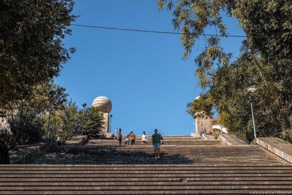 Escadaria Monumental | Monumental Stairs