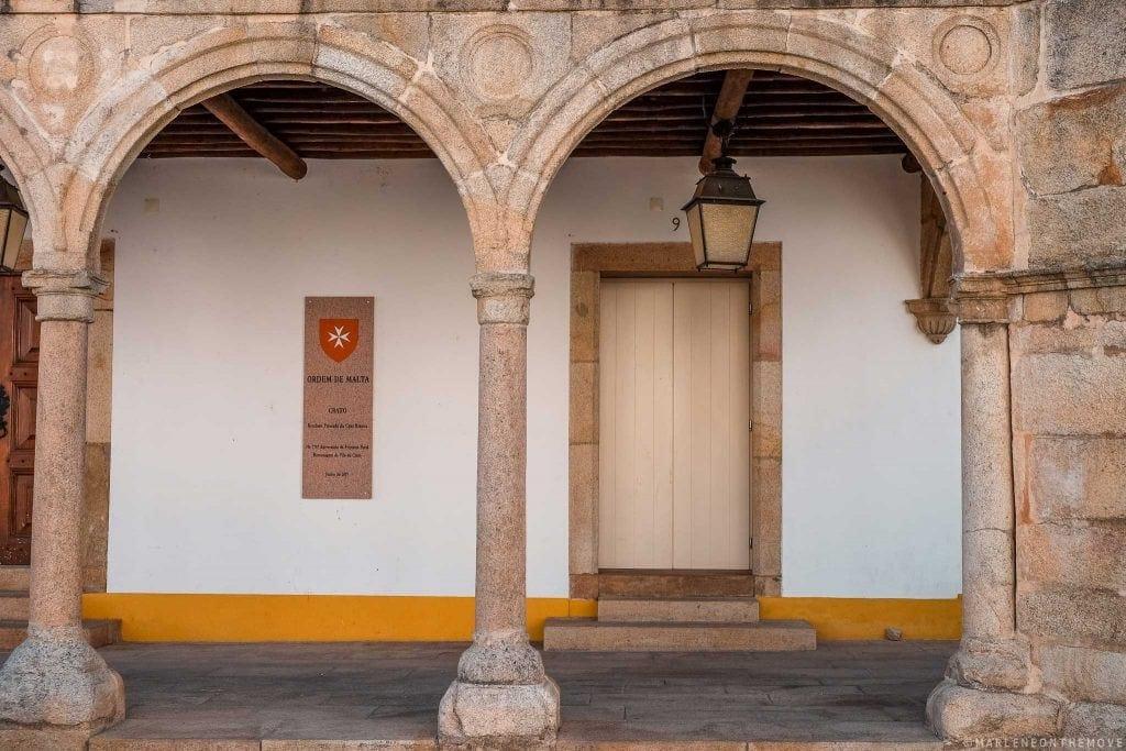 Ordem de Malta | Grand Prior's Balcony