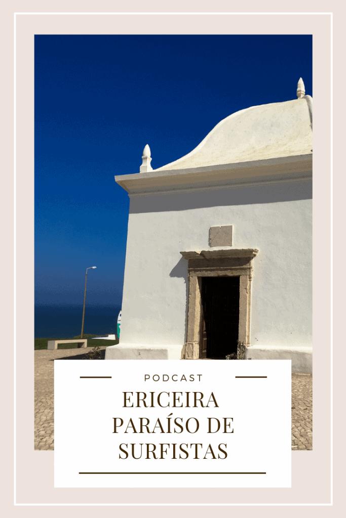 Novo episódio, nova paragem. Desta vez, na Ericeira, em Portugal. Vamos conhecer os segredos desta pequena vila piscatória, Reserva Mundial de Surf.