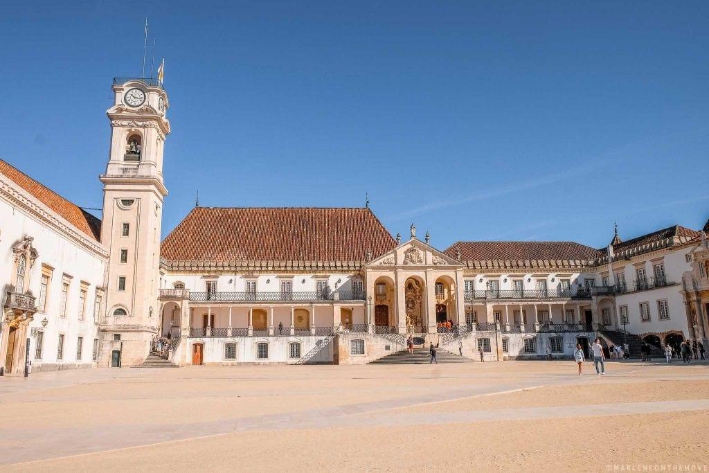 Pátio das Escolas Coimbra