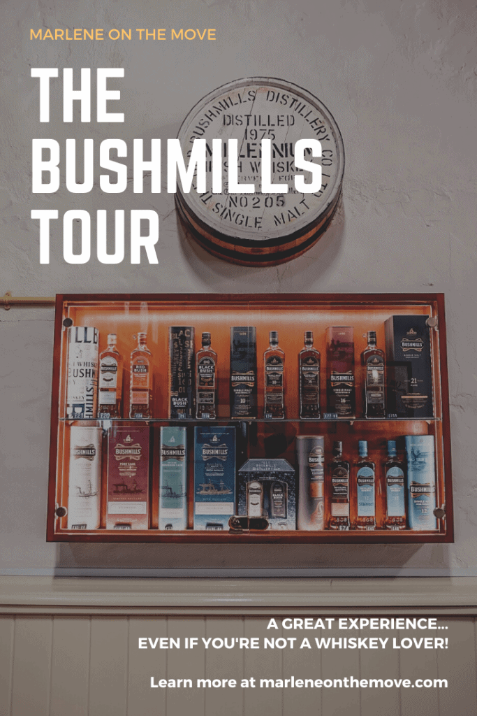 Ireland is known for its beer, but also for the whiskey. In Northern Ireland, I discovered Bushmills, the oldest distillery in the world. But what's like to visit a place like this when you don't appreciate the drink? Find out in this post.