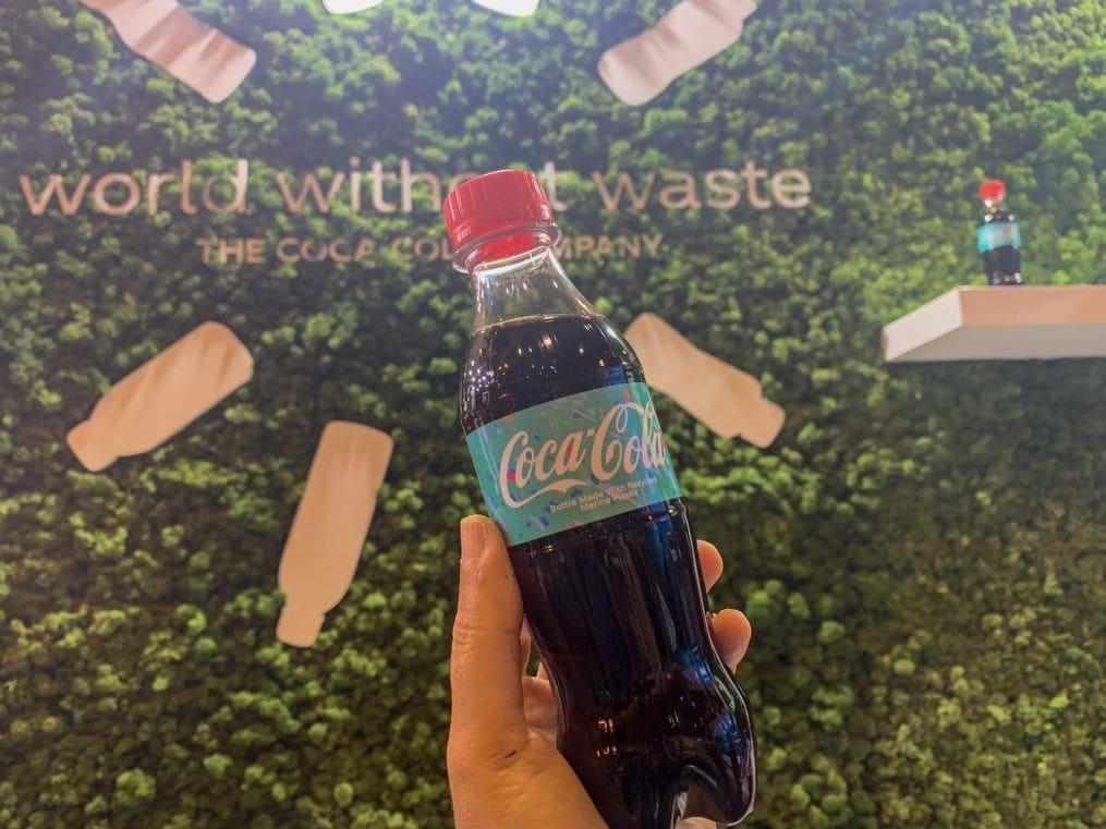 Coca-Cola no Web Summit