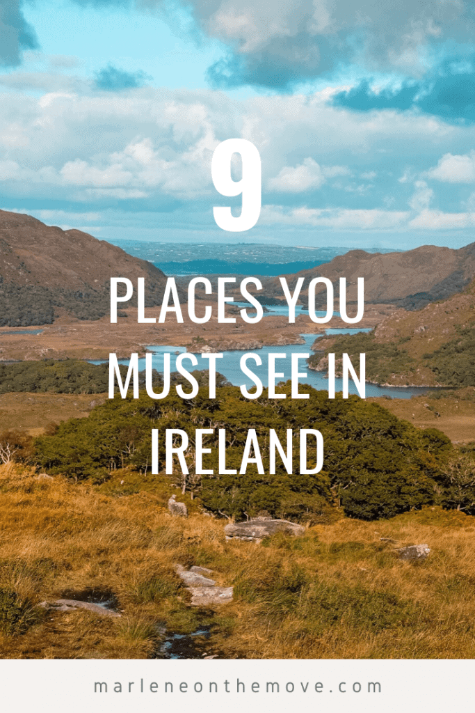 From the famous Ring of Kerry to Valentia Island, there's a lot you can see in Ireland for a week. These 9 amazing places will make you book your next trip!