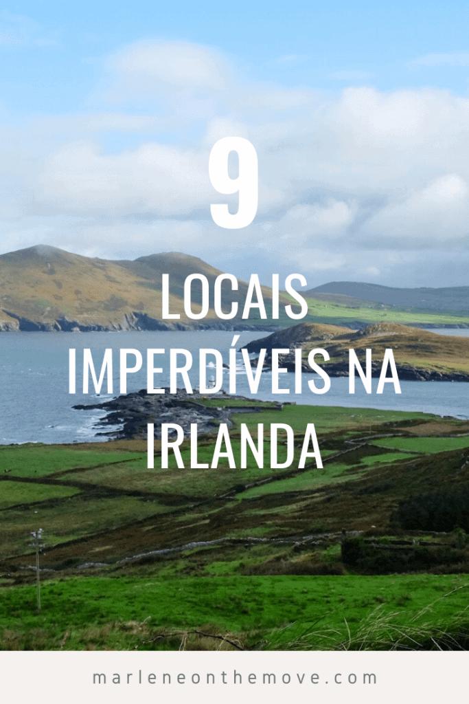 Foi pura curiosidade que me levou a ver na Irlanda vários lugares que me acabaram por conquistar. Do famoso Ring of Kerry à ilha de Valentia, o que não faltam são bons motivos para marcar já a sua próxima viagem.