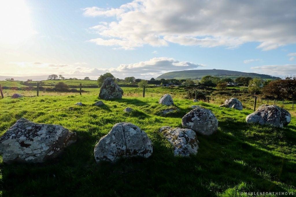 Carrowmore Megalithic Cemetery Ireland Irlanda