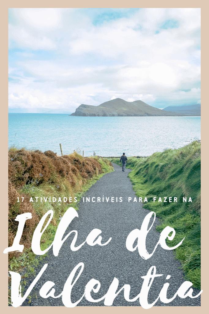 A Ilha de Valentia pode muito bem ser um dos lugares mais incríveis para se visitar na Irlanda. De tamanho pequeno, mas grande em oferta, ficará surpreso com todas as coisas para fazer na Ilha de Valentia.